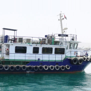 Fujairah National Shipping launches floating duty-free shop for crews in the Gulf