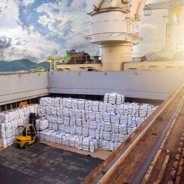 Break Bulk Cargo Operations